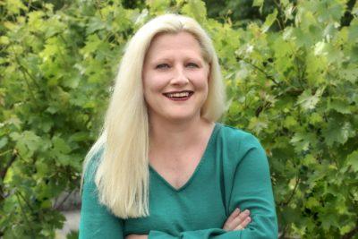 Stephanie Aeffner, Grüne Kandidatin Wahlkreis Pforzheim
