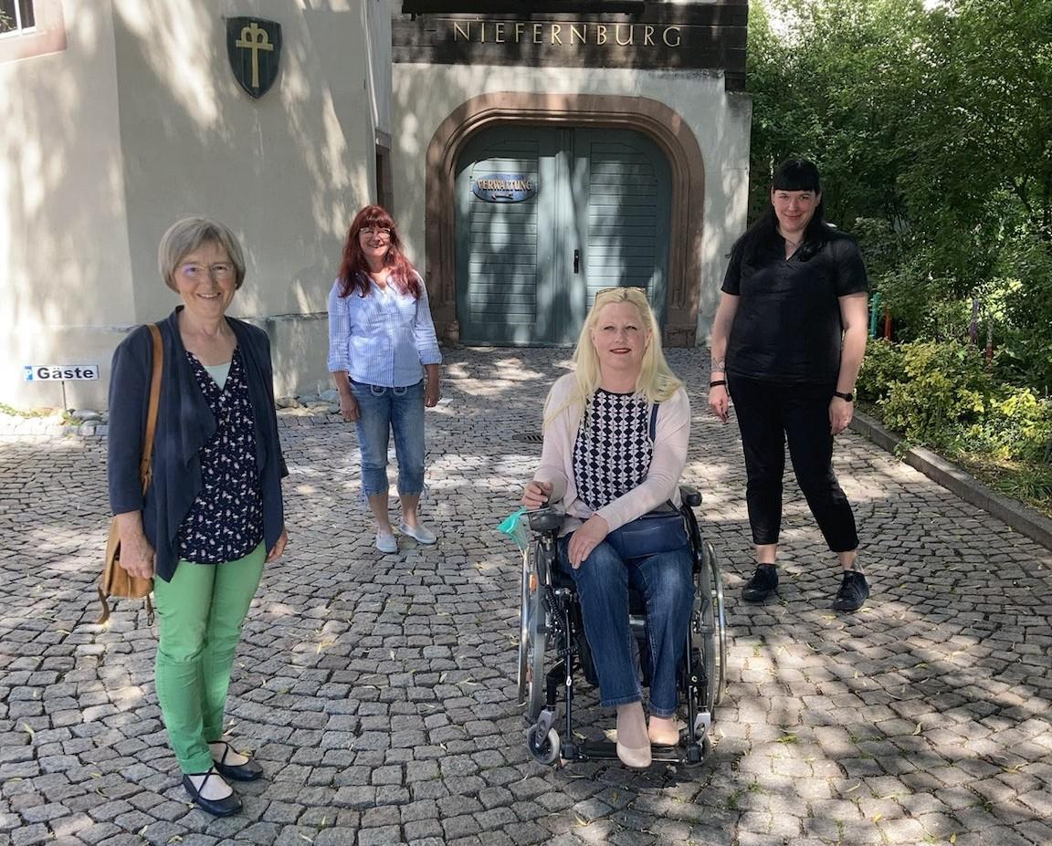 Keine Corona-Pause in der Niefernburg – Einrichtung läuft auf Hochtouren