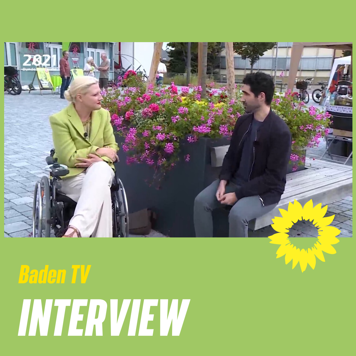 Interview Baden-TV